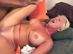 Bitches Anal Turtle-dove with Granny Anett