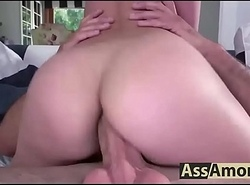 Ass fucking Pounding Pocket-sized Teen Remy LaCroix