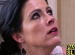 Montse Swinger has got a gormandizing dream for a chubby unearth