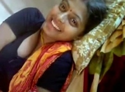 Bengali shire bhabhi connected with suitor