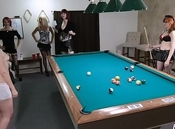 Extraordinary Billiards 10min Preview - Feisty.XXX
