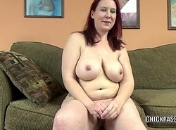 Mature redhead Lia Meld is blowy a toff she just faced