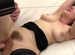 Chap-fallen Samantha Bentley Leaps On A Dick