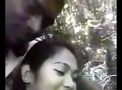 darling giving a kiss at park with Tamil audio