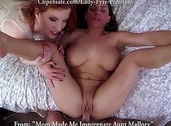 Lift MOTHER'_S DAY! POV Milf Triad Lady Fyre
