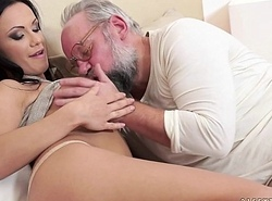 Samantha Rebeka Likes Older Chaps