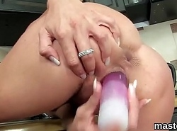 Rollicking czech unshaded gapes her wet quim to motivation